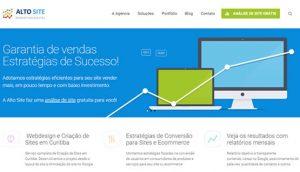 agencia de sites curitiba